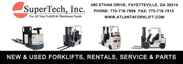 Supertech - New & Used Forklifts Forklift Rentals, Service, Parts and Training