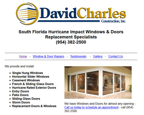 Broward Replacement Windows and Doors