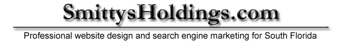 Broward Website Marketing - Smitty's Holdings, Inc.