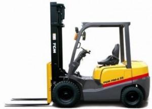 Atlanta Forklift & Truck Lift Rentals