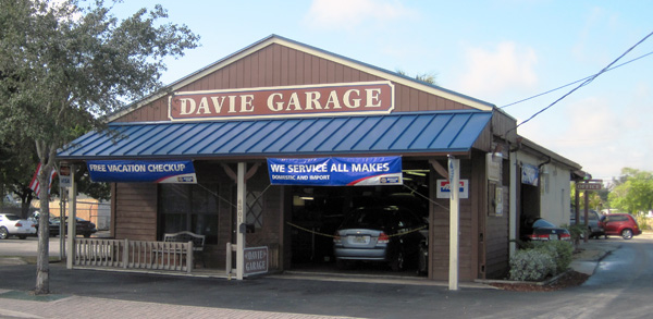 Davie Garage - Broward Auto Repairs
