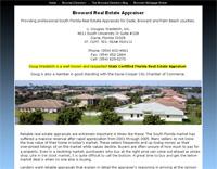 G. Douglas Waidelich, Inc. Broward Real Estate Appraiser