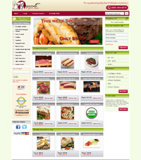 Buy Steaks and Seafood Online