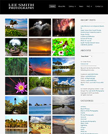 South Florida Fine Art Landscape Photography by Lee Smith