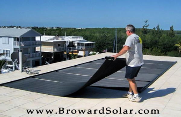 Broward Solar - Solar Water Heating in South Florida