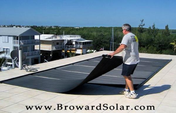 Broward Solar - Solar Water Heating in South Florida