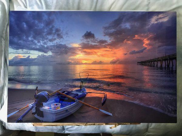 Fishing Kayak on Dania Beach
