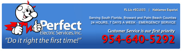 Perfect Electric - Commercial Electrician & Electrical Contractor Services – South Florida