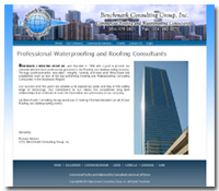Benchmark Consulting Group - Commercial Roofing & Waterproofing Consultant
